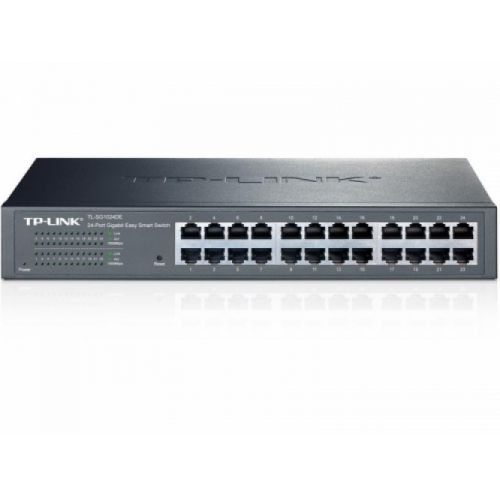 TP-LINK TL-SG1024DE 24-port gigabit Easy Smart mrežno stikalo-switch