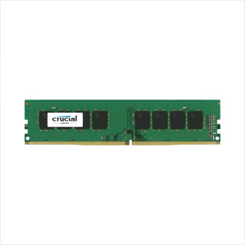CRUCIAL 4GB DDR4 2400 CL17 1.2V DIMM