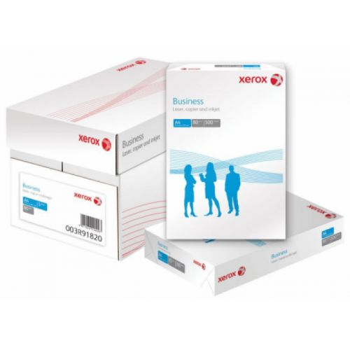 PAPIR XEROX BUSINESS PLUS A4 80gsm 5 pak/ 2500 listov