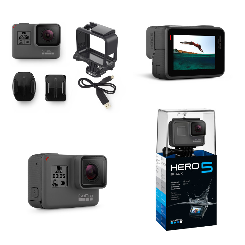 Akcija - Športna kamera GoPro HERO5 Black