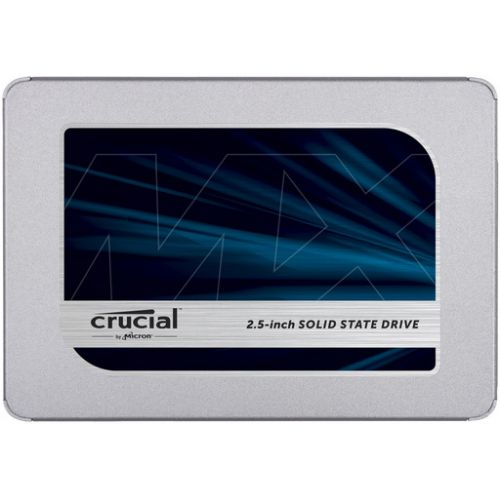 "SSD 1TB 2.5"" SATA3 3D TLC, 7mm, CRUCIAL MX500"