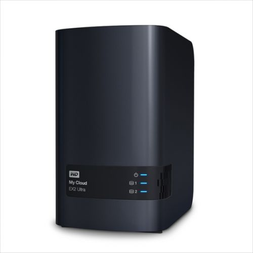 WD MY CLOUD EX2 ULTRA, NAS SISTEM ZA 2 DISKA, DO 16TB